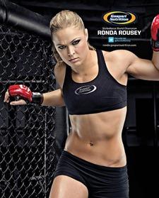 Ronda's Likely to Return in November