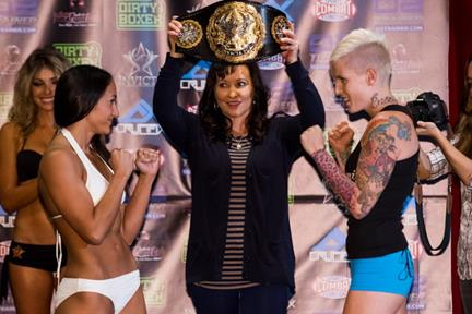 Undefeated (6-0) Dora Perjes Goes for Gold in XFCi Season 2 Women's Strawweight Tournament