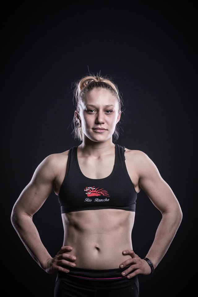 Amber Brown / WMMA Stats, Pictures, Videos, Biography