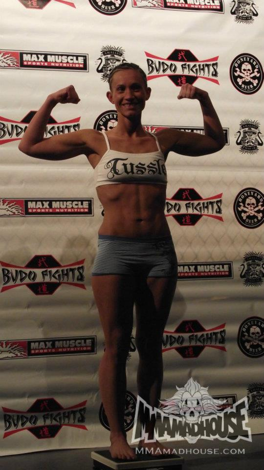 Amy Cadwell Montenegro / WMMA Stats, Pictures, Videos, Biography