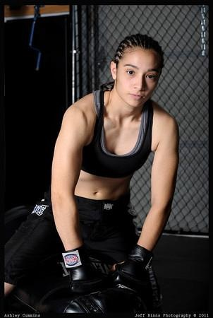 Ashley Cummins / WMMA Stats, Pictures, Videos, Biography