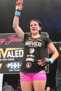 Jessy Rose Clark / WMMA Stats, Pictures, Videos, Biography