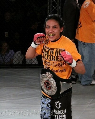 Lynn Alvarez / WMMA Stats, Pictures, Videos, Biography