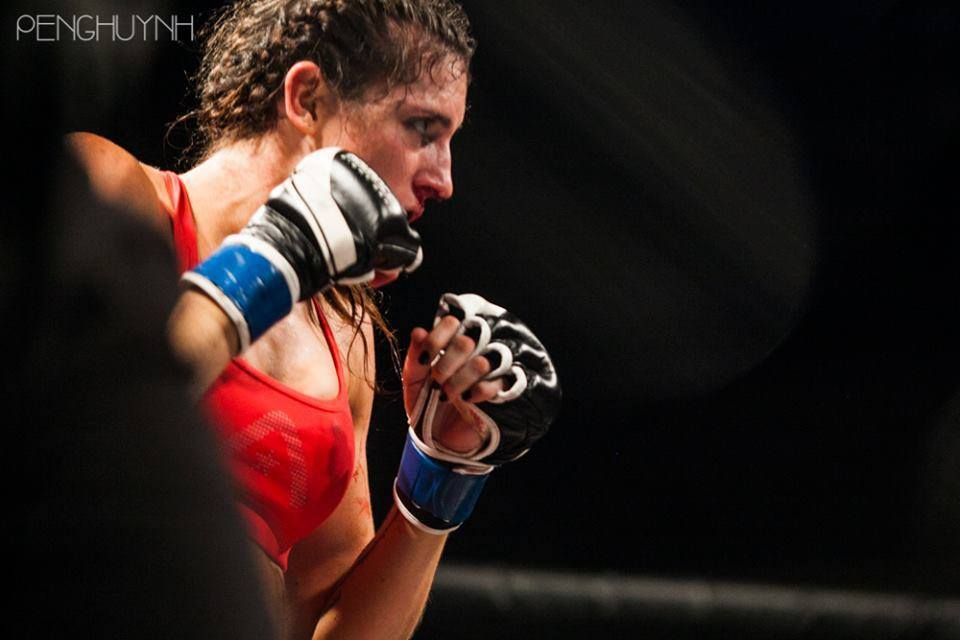 Megan Anderson / WMMA Stats, Pictures, Videos, Biography