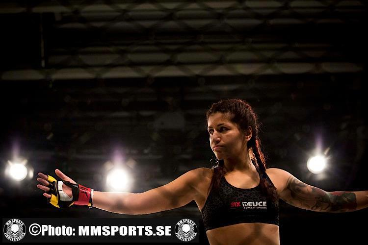 Pannie Kianzad / MMA Stats, Pictures, Videos, Biography