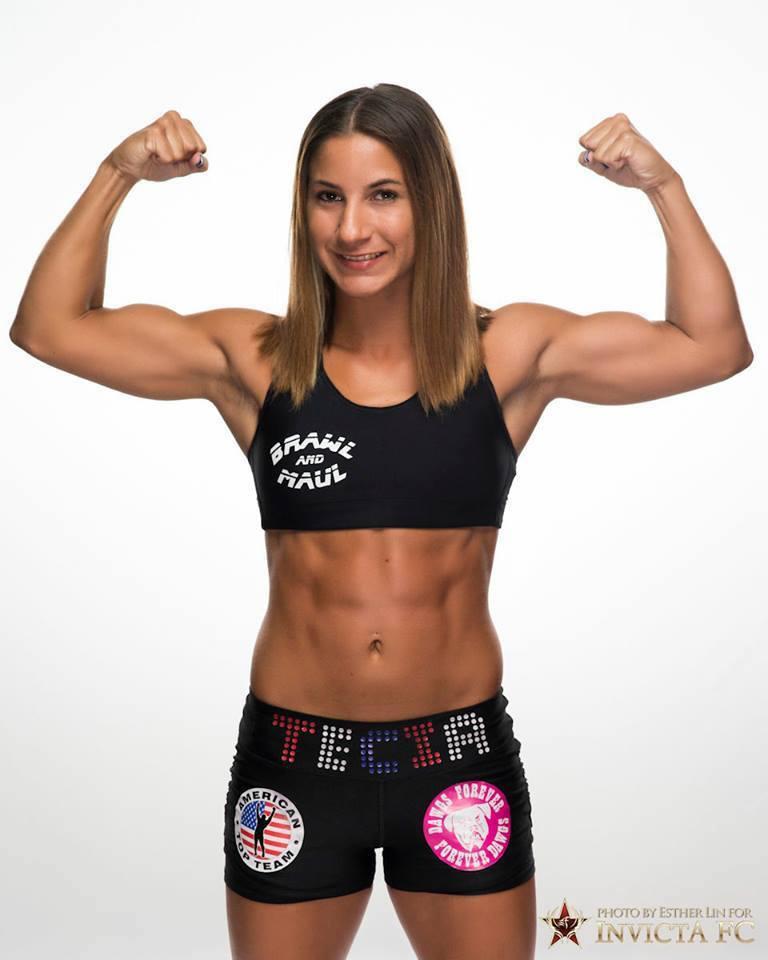 Tecia Torres to take on Rose Namajunas Rumored at UFC on FOX 19