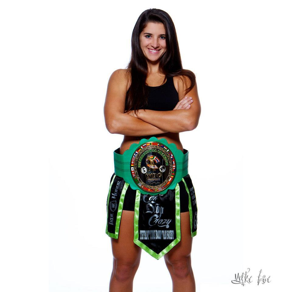 Tiffany Van Soest / WMMA Stats, Pictures, Videos, Biography