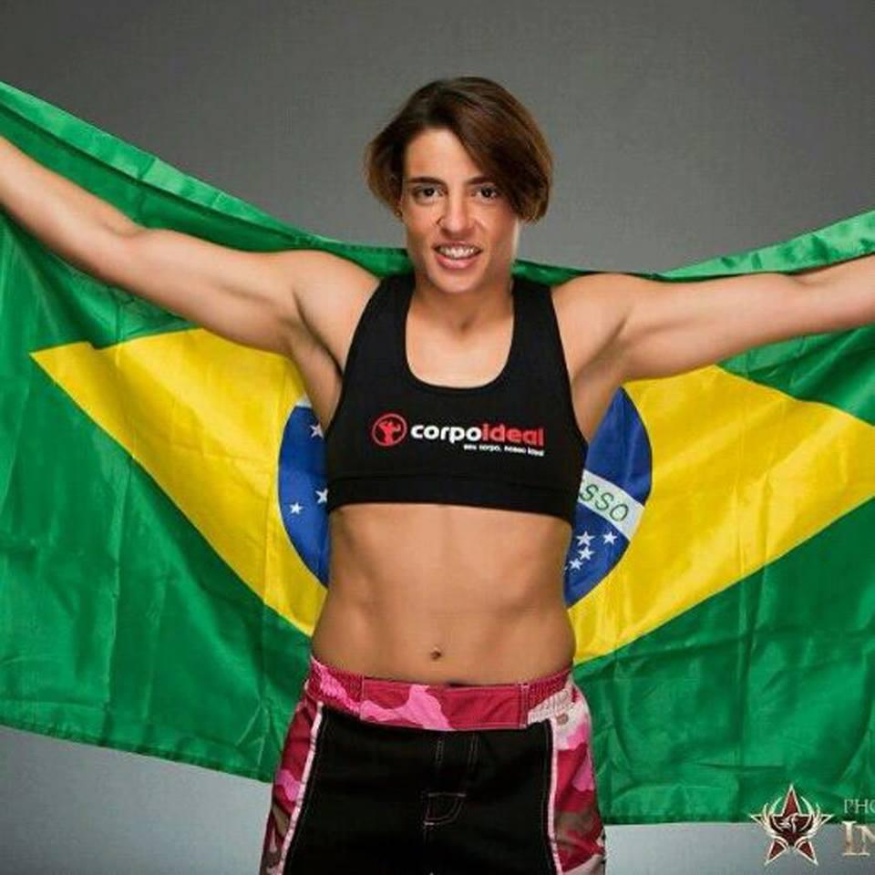Vanessa Porto / WMMA Stats, Pictures, Videos, Biography
