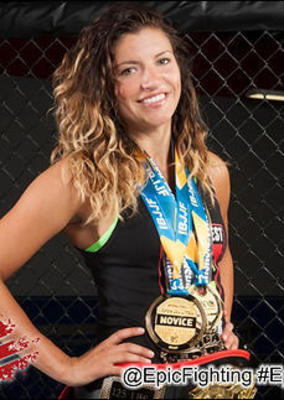 Ashley Yoder / MMA Stats, Pictures, Videos, Biography