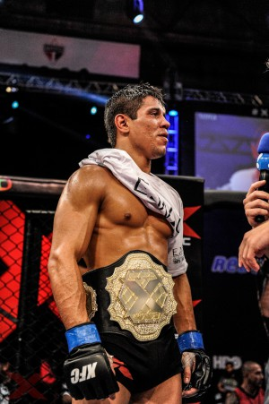 Bruno Azevedo Talks About His MMA Career Leading to Winning the XFC World Flyweight Title