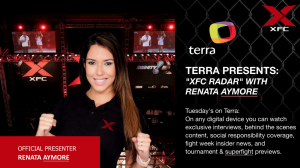 Tues. March 31st – XFC Radar with Renata Aymore