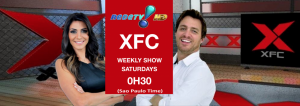 Sat. March 28th – The XFC Show on Rede TV!