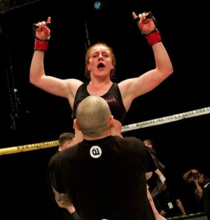 Laura Howarth joins Invicta FC in the Bantamweight Division