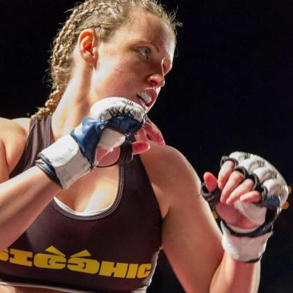 Rachel Wiley / MMA Stats, Pictures, Videos, Biography