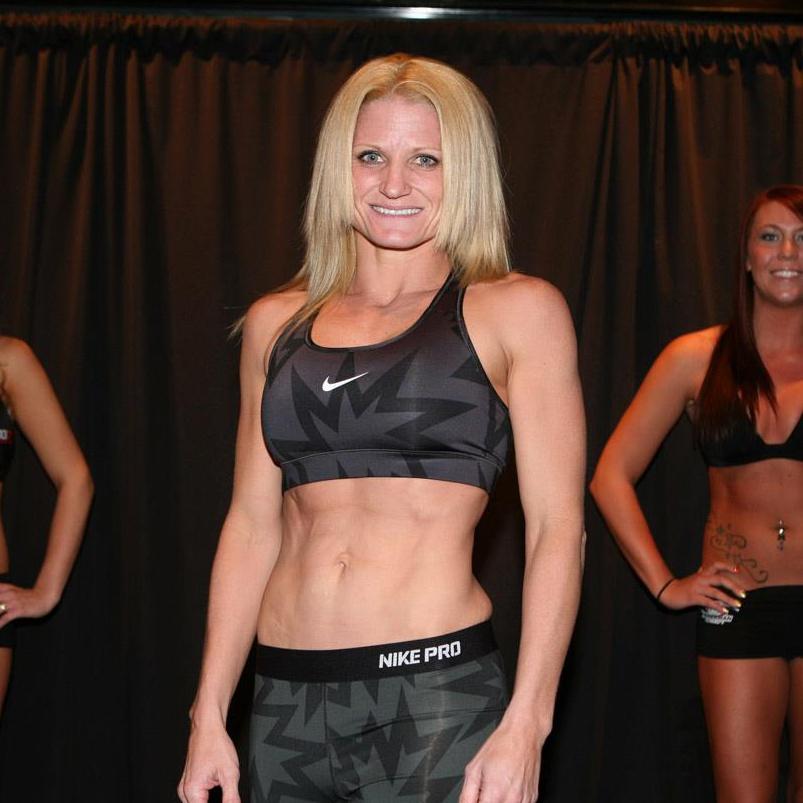Rebecca Ruth / WMMA Stats, Pictures, Videos, Biography
