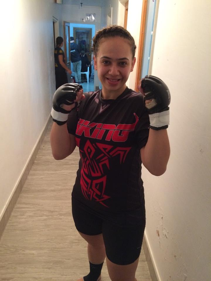 Inna Schwalger / WMMA Stats, Pictures, Videos, Biography