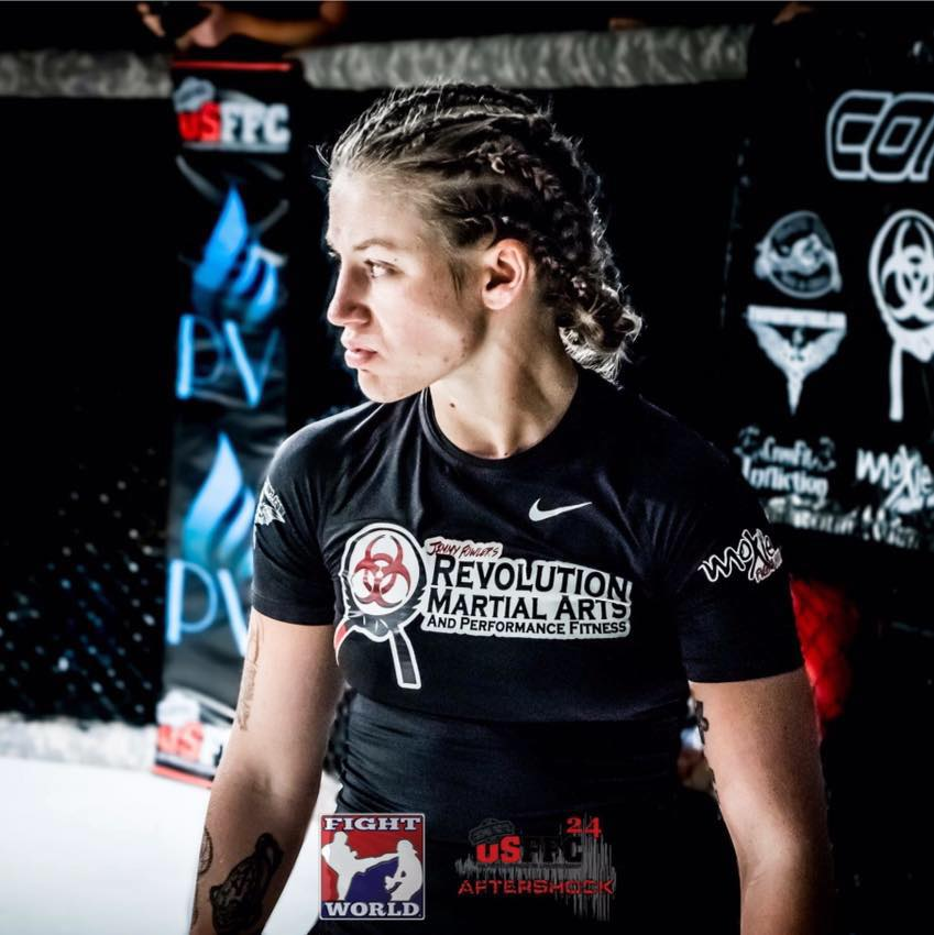 Alexa Connors / WMMA Stats, Pictures, Videos, Biography