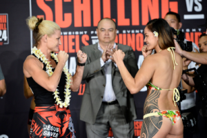 'Bellator: Dynamite 2' Weigh-Ins and Pics