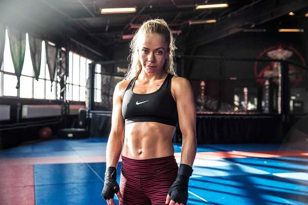 Sunna Davíðsdóttir / WMMA Stats, Pictures, Videos, Biography